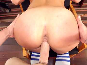 Kelsi Monroe: Normal day at work involves big asses